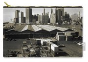 Old New York Harbor Skyline Carry-all Pouch