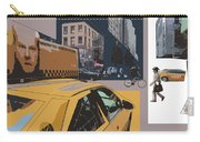 New York Jazz I Carry-all Pouch