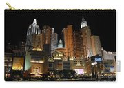 New York Las Vegas Carry-all Pouch