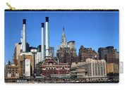 New York Mid Manhattan Skyline Carry-all Pouch