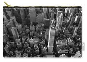 New York, New York 5 Carry-all Pouch