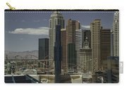 New York New York View 2 Carry-all Pouch