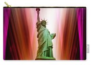 New York Nyc - Statue Of Liberty 2 Carry-all Pouch