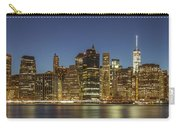 New York Skyline Panorama - 2 Carry-all Pouch
