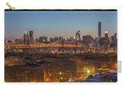 New York Skyline - Queensboro Bridge Carry-all Pouch