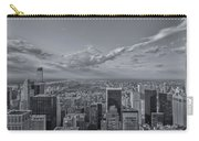 New York Skyline - View On Central Park - 2 Carry-all Pouch