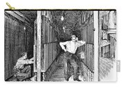 New York: Telephone, 1891 Carry-all Pouch