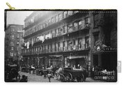 New York: Tenements, 1912 Carry-all Pouch by Granger