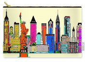 New York - The Big City Carry-all Pouch