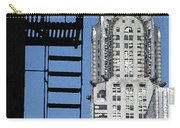 New York Watercolor 3 Carry-all Pouch