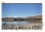 New Zealand Lake Carry-all Pouch