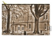Newberry Opera House Newberry Sc Sepia Carry-all Pouch
