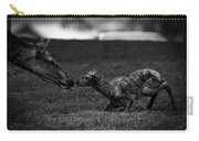 Newborn Elk Carry-all Pouch