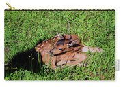 Newborn Red Deer Carry-all Pouch