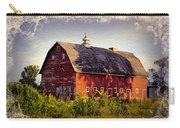 Newell Ave Barn Carry-all Pouch