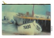 Newfoundland Fishing Port Impressions Carry-all Pouch
