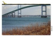 Newport Bridge Newport Rhode Island Carry-all Pouch