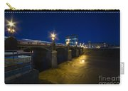 Newport Night Bridge  Carry-all Pouch