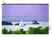 Newport Water Color Effect Carry-all Pouch
