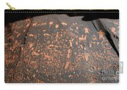 Newspaper Rock Carry-all Pouch