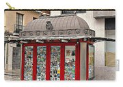 Newspaper Stand Carry-all Pouch