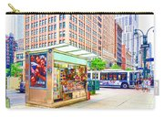 Newsstand 1 Carry-all Pouch