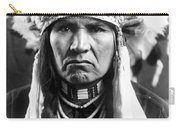 Nez Perce Native American Carry-all Pouch