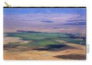 Ngorongoro Crater Tanzania Carry-all Pouch by Aidan Moran
