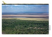 Ngorongoro Crater, Tanzania, East Africa Carry-all Pouch by Aidan Moran