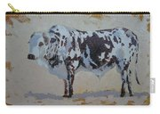 Nguni Bull Carry-all Pouch