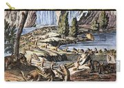 Niagara Falls: Beavers, 1715 Carry-all Pouch