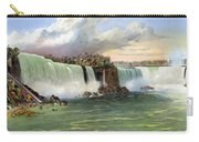 Niagara Falls, C1840 Carry-all Pouch