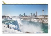Niagara Falls From Ny Carry-all Pouch