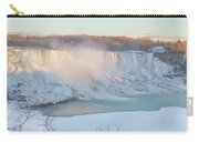 Niagara Falls In Wintertime Carry-all Pouch