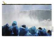 Niagara Falls Maid Of The Mist Boat Ride Carry-all Pouch