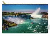 Niagara Falls Maid Of The Mist_dsc8712_16 Carry-all Pouch