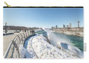 Niagara Falls Ny Carry-all Pouch