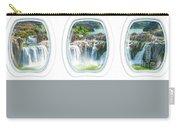 Niagara Falls Porthole Windows Carry-all Pouch