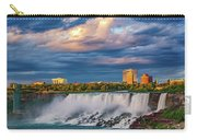 Niagara Falls - The American Side 3 Carry-all Pouch