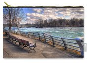 Niagara Rapids In Early Spring Carry-all Pouch
