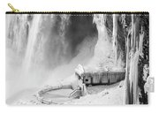 Niagra Winter Scene 1 Carry-all Pouch