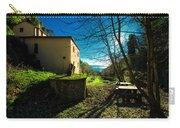 Niasca Hermitage I Portofino Park Passeggiate A Levante Carry-all Pouch