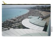 Nice By The Sea. Carry-all Pouch