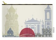 Nice Skyline Poster Carry-all Pouch