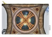 Niche Inlay At Our Lady Of Victory Carry-all Pouch