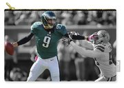 Nick Foles Eagles Super Bowl 2 Carry-all Pouch