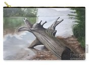 Nickajack Driftwood Carry-all Pouch