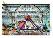 Nickelodeon Universe Indoor Amusement Park 2 Carry-all Pouch