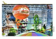 Nickelodeon Universe Indoor Amusement Park Carry-all Pouch