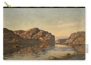 Nielsen, Amaldus Clarin 1838-1932 Morning, Ny-hellesund 1909 Carry-all Pouch